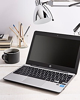 HP Chromebook 11-v001na Ash Grey