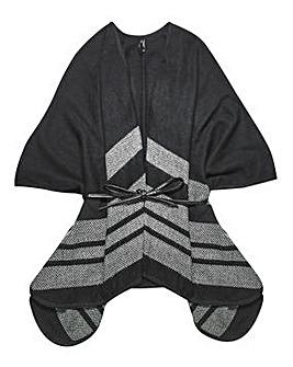 Blanket Wrap With Belt
