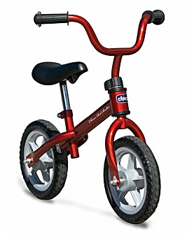 Chicco My First Balance Bike-Red Bullet