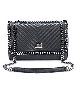 Olivia Quilted Shoulder Bag