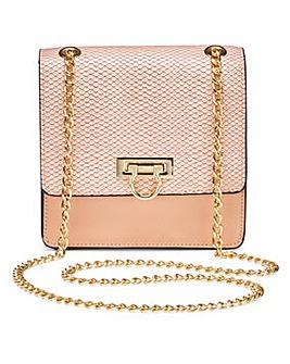 Blush Mini Shoulder Bag