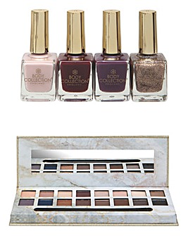 Body Collection Nail and Eyeshadow Set