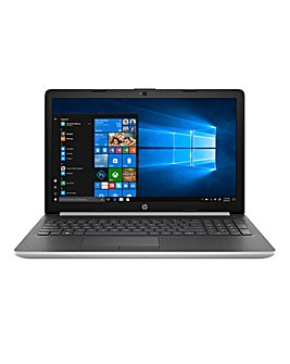 HP Laptop 15-da0058na Natural Silver