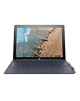 HP Chromebook x2 12.3in 12-f000na White