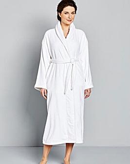 Pretty Secrets Velour Towelling Gown