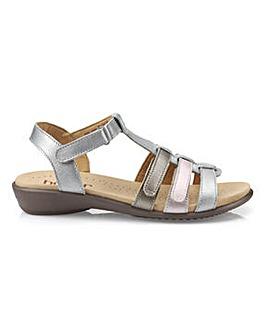 Hotter Sol Wide Fit Gladiator Sandal