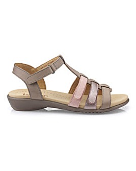 Hotter Sol Wide Fit Sandal