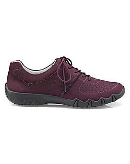Hotter Vault Lace Up Shoe