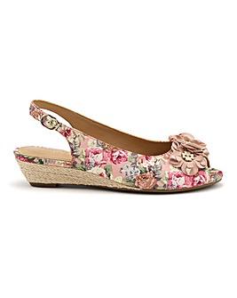 Hotter Betsy Wide Fit Sandal