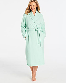 25401dea7b Pretty Secrets Cotton Waffle Gown