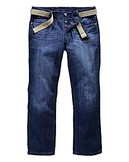 UNION BLUES Victor Straight Jeans 27 IN