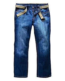 Straight Jeans 29 in