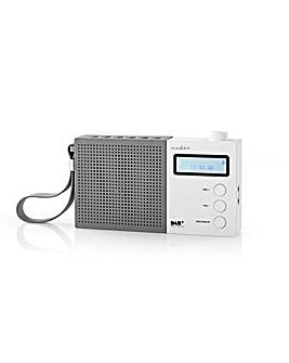 Nedis Digital DAB+ Radio Clock Alarm