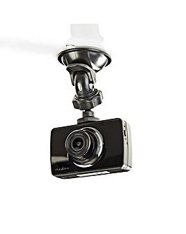 """Nedis HD 2.4"""" Dash Cam1920x1080 @30fps"""