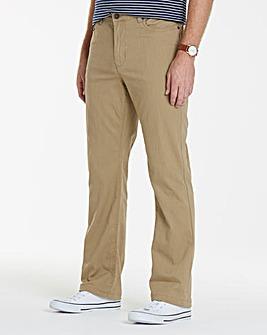 Gaberdine Stone Jeans 33 in