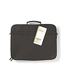 Notebook Bag with strap and pockets