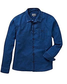 Peter Werth Indigo Denim Shirt Regular