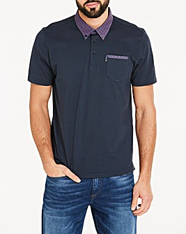 Ben Sherman House Check Polo Long