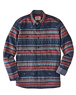 Joe Browns Abstract Stripe Shirt Long