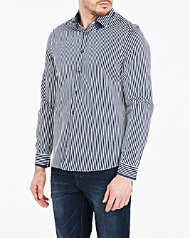 Joe Browns Sensational Stripe Shirt Long
