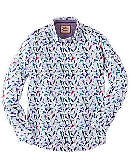 Joe Browns Brilliant Bird Shirt Long