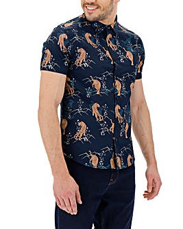 Joe Browns Oriental Tiger Shirt Long