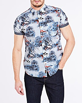 Joe Browns Flamingo Shirt