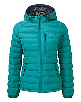 Tog24 Pro Womens Down Hooded Jacket