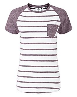 Tog24 Natty Stripe Womens T-Shirt