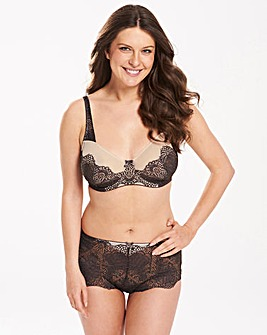2 Pack Giselle Full Cup Grey/Pink Bras