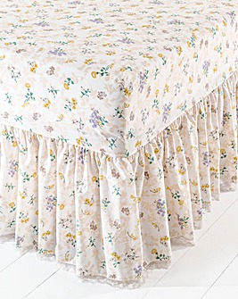 Juliette Fitted Valance Sheet