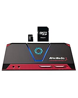 LiveGamer Portable 2 + 32GB MicroSD Card