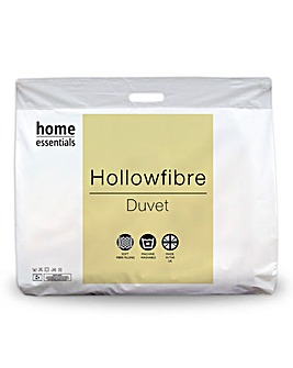 Hollowfibre Duvet 15 Tog