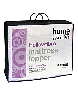 Hollowfibre Mattress Topper