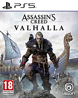 Assassin's Creed Valhalla - PS5