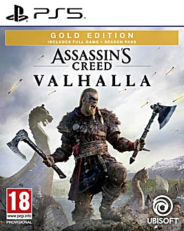 Assassin's Creed Valhalla Gold Edition - PS5