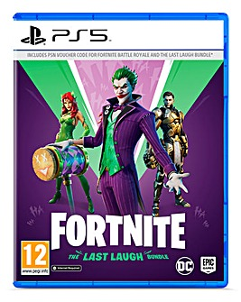 Fortnite: The Last Laugh Bundle - PS5