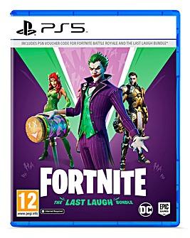 Fortnite: The Last Laugh Bundle - PS5