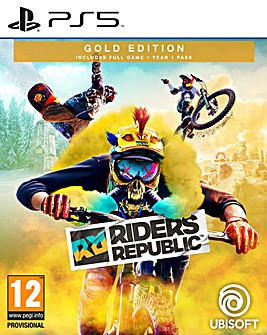 Riders Republic Gold Edition - PS5