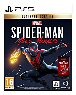 Spider-Man: Miles Morales Ultimate Edition - PS5