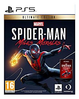 Spider-Man: Miles Morales UE - PS5