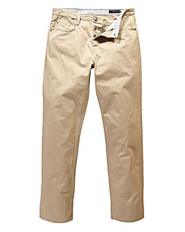 Peter Werth Five Pocket Twill Trouser 29in Leg