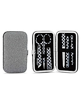 Mood Silver Manicure Set
