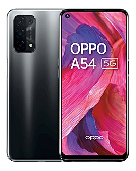 OPPO A54 5G 64GB 4GB BLACK