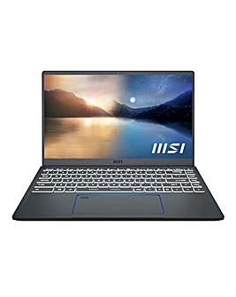 MSI Prestige 14Evo Laptop i5 8GB 512GB 14in Iris XE