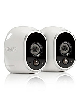Arlo Security System - 2 Cameras