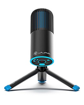 Jlab Talk Go Plug & Play Microphone Black