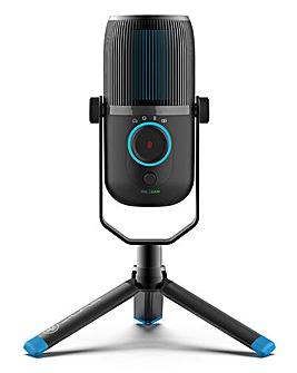 Jlab Talk Professional Plug & Play Microphone Black