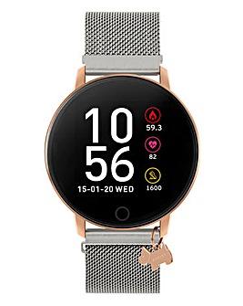 Radley Smart Watch Series 5 Smartwatch Gold Mesh Strap