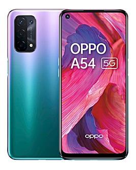 OPPO A54 Purple